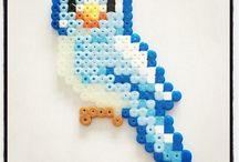 Hama/Perler beads