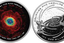 Монеты: Космос