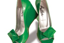 Foot Fashion / by Terra Thomas