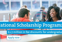 Student funding / Pins about student funding and scholarships and bursaries available to students.