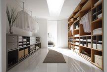 Stauraumlösungen / Schränke, Truhen und Bettbänke im Schlafzimmer