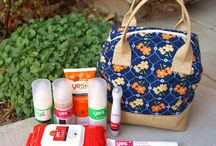 Sewing Totes / by Sherry Anderson
