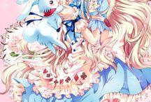 Alice em anime