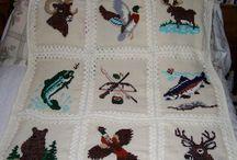 Crochet hunting