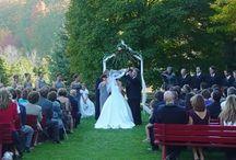 wedding locations / by Amanda Gulka