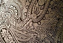paisley things / Paisley patterns of all kinds