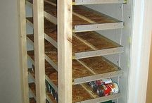 Food Storage / Food Storage ideas