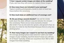 Wedding photographers