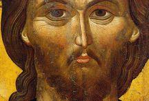 Ícones de Cristo / Ícones de Cristo / by Elza Maria Batista Batista