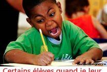 Juste pour rire / Des memes et autres images drôles sur l'enseignement