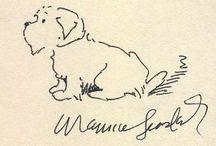 Art-Sendak,Seuss&Meyer / Art by Maurice Sendak, Dr.Seuss, and Mercer Meyer. / by Roxanne Buchanan