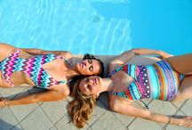 THE SUMMMER IS MAGIC / Shooting for CIA MARITIMA BEACHWEAR ITALIA
