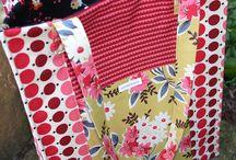 sewing: Jane Market Bag Inspiration