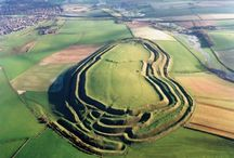 Hill forts in Britain & Ireland