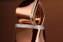 K di Kuore - Contemporary Cult / The K di Kuore jewels make the woman even more beautiful.