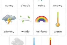 Kindy Science Weather