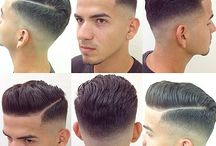 HAIR / MENSCUT / Mens haircuts