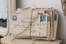 Letters, Notes, Cards