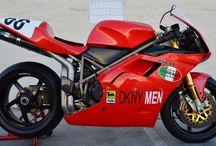 Divers motos