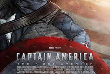 Captain America / by Mindy Bayko