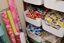 Organizing Sewing Space