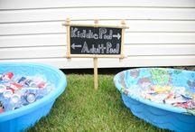 EB's First Birthday {Inspiration} / First birthday party inspiration for E. Biller.