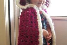 crochet - kids projects/animals
