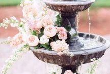 wedding -christening decoration / Διακοσμηση γαμου-βαπτισης