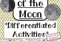 Outer Space for Kindergarten