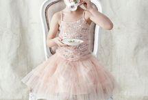 Children ballerina