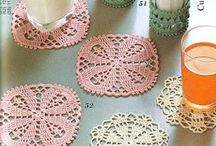 Doilies and mandalas / Crochet
