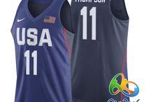 cheap wholesale NBA rio 2016 olympics usa dream team basketball jersey