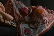 Wool watch / Knitted and crochet items seen in films