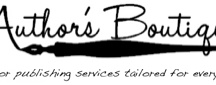 Author's Boutique. Author publishing services tailored for every title.