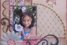 Scrapbook Layouts / by Margaret Powell
