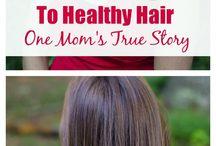 hair / by Kellie Madison