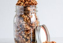Snack Attack / Healthy Snacks for a busy lifestyle