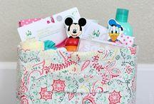 Disney Recipes & Crafts