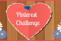 Pinterest Challenge / Emails from Pinterest Challenge