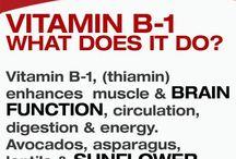 Vitamins and Purpose