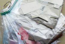 paper crafting Storage / by Candy Spiegel