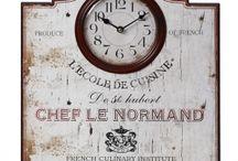 #Tic #Toc / Wood or Metal, όλα μετρούν το χρόνο σας !  Ρολόγια για όλα τα στιλ διακόσμησης.