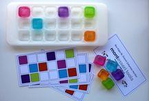 Montessori Taşıma Setleri