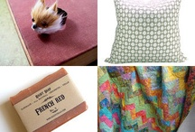 Treasuries that include my quilts