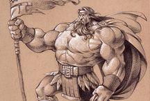 Kevin Keele / Kevin Keele (Drawing)