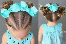 Riley hair ideas that will inevitably fail to come to fruition