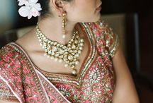 beautiful Indian Bride / Most Beautiful Indian Brides - Marriage is the unforgettable and happiest moment in everyone life and they celebrates that day by sharing ...