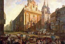 Madrid s. XVIII