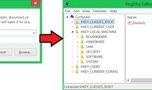 Windows tweaks for solving Registry errors  http://mindxmaster.blogspot.com/2015/06/power-of-registry-control-your-computer.html