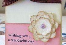 Birthday Cards / by Velva Mullen